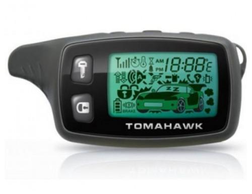 Брелок для сигнализации Tomahawk TW-7000/9000/9010
