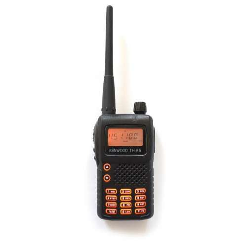 Рация Kenwood TH-F5 Turbo UHF