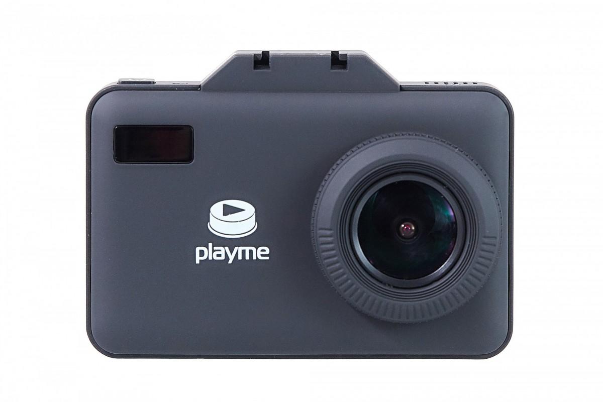 Видеорегистратор + антирадар Playme P550 TETRA