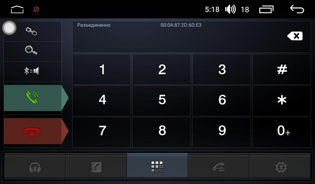 Штатная магнитола на Android для Honda Pilot II FarCar s300 (RL324)