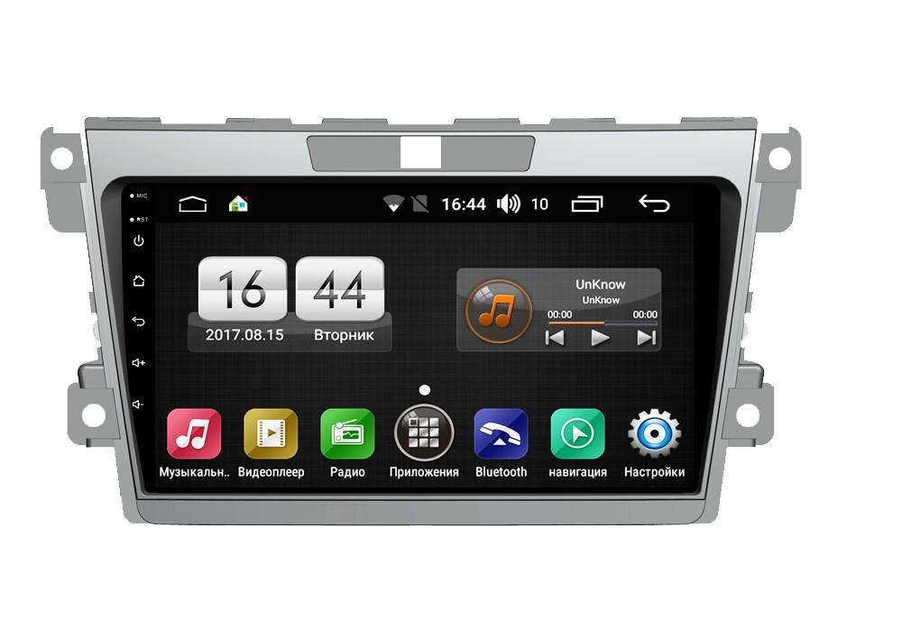 Штатная магнитола на Android для Mazda CX-7 FarCar s175 (L097R)