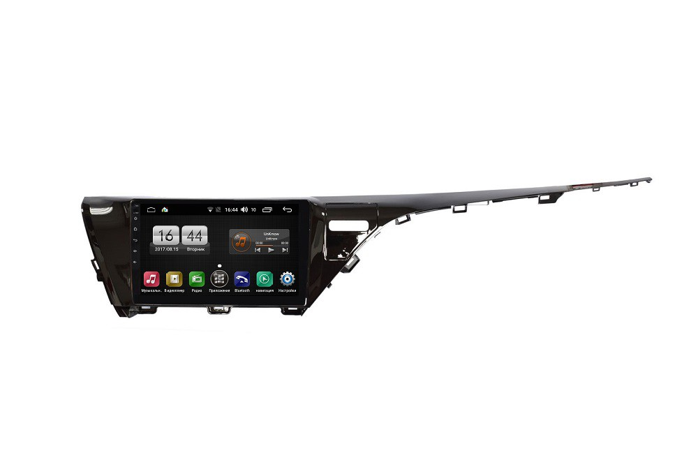 Штатная магнитола на Android для Toyota Camry XV70 FarCar s175 (L1069R)