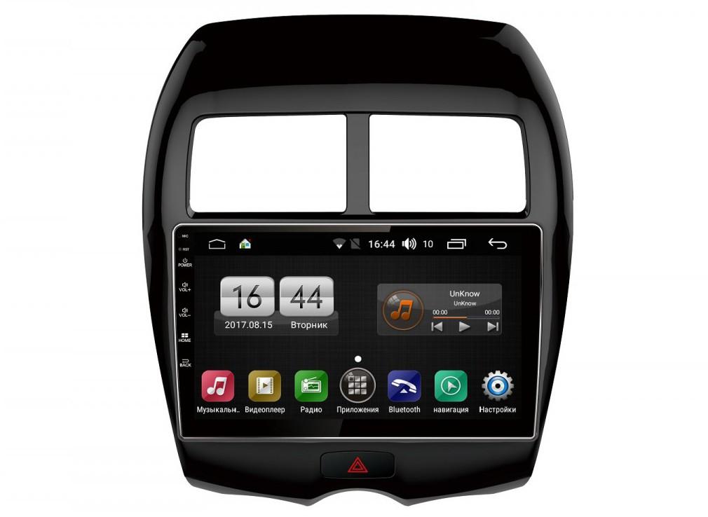 Штатная магнитола на Android для Mitsubishi ASX, Peugeot 4008, Citroen Aircross FarCar s175 (L026R)