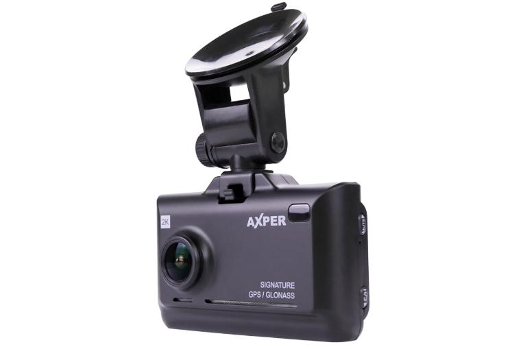 Видеорегистратор + антирадар AXPER Combo Hybrid