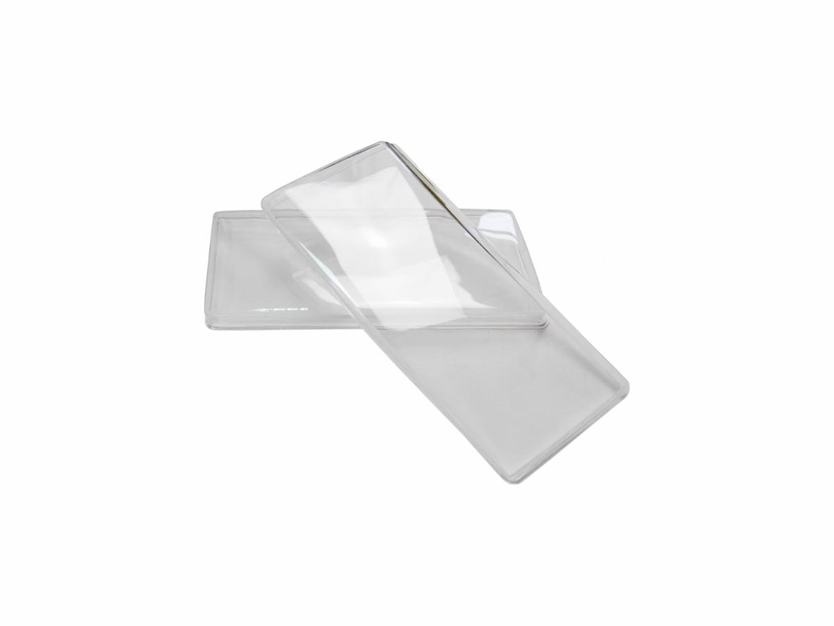 Гладкие стекла фар ВАЗ 2110 Бош