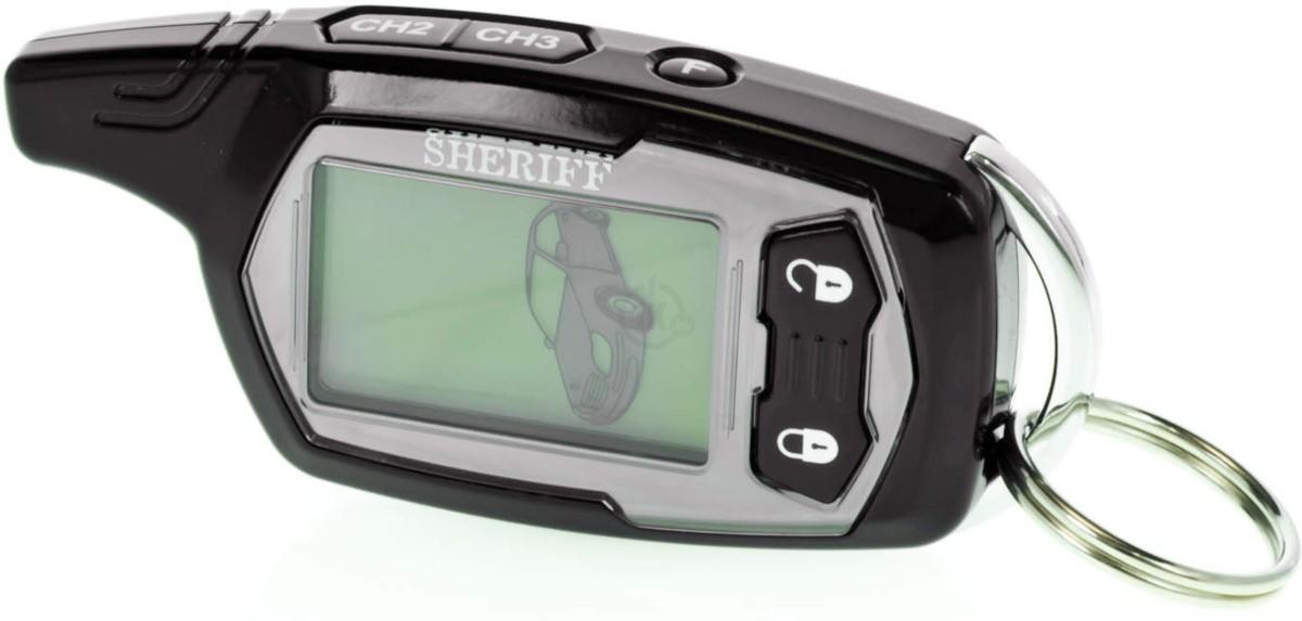 Брелок для сигнализации Sheriff ZX-930