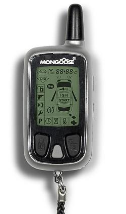 Брелок для сигнализации Mongoose EMS 1.7/1.9 (2006)