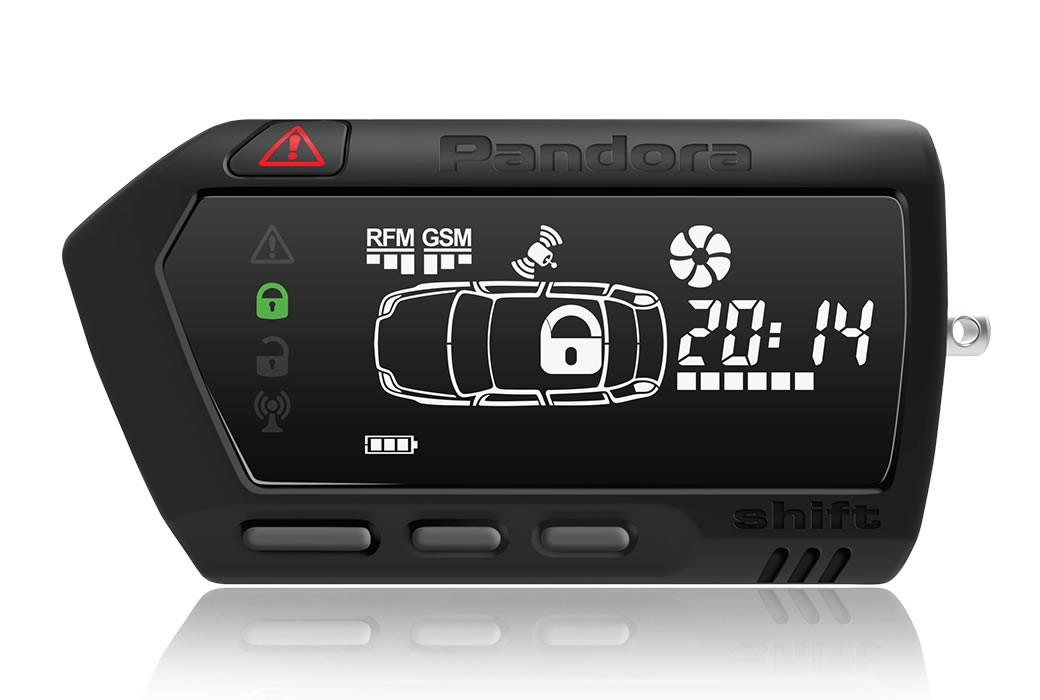 Брелок для сигнализации Pandora 700 для DXL 3900/3950/5000