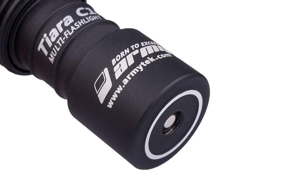Мультифонарь Armytek Tiara C1 Magnet USB+18350 XP-L