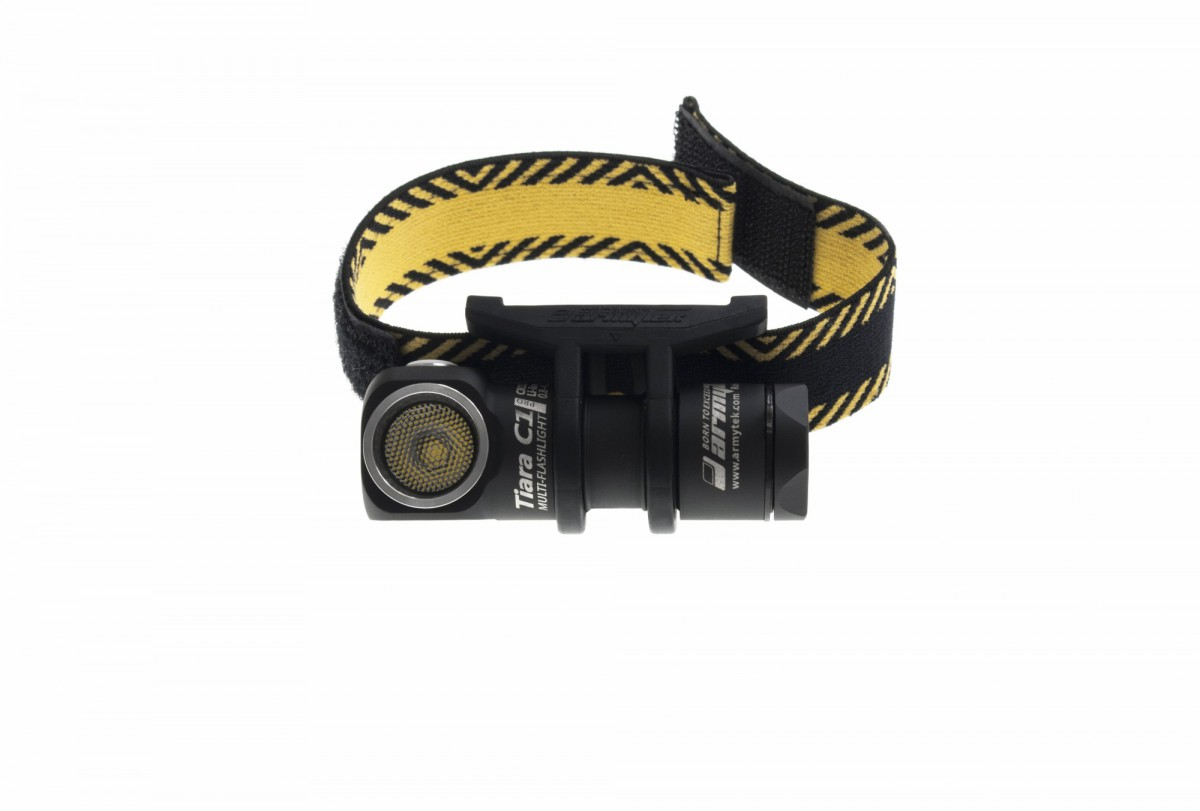 Мультифонарь Armytek Tiara C1 Pro v2 XP-L