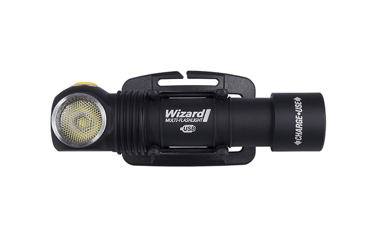 Мультифонарь Armytek Wizard v3 Magnet USB+18650 XP-L