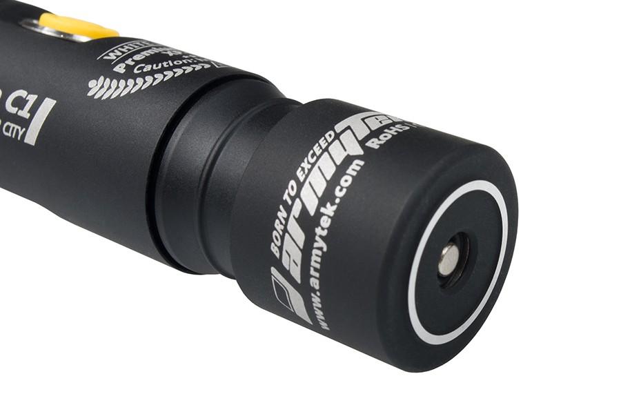 Ручной фонарь Armytek Prime C1 Magnet USB+18350 XP-L