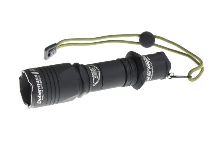 Тактический фонарь Armytek Dobermann XP-E2