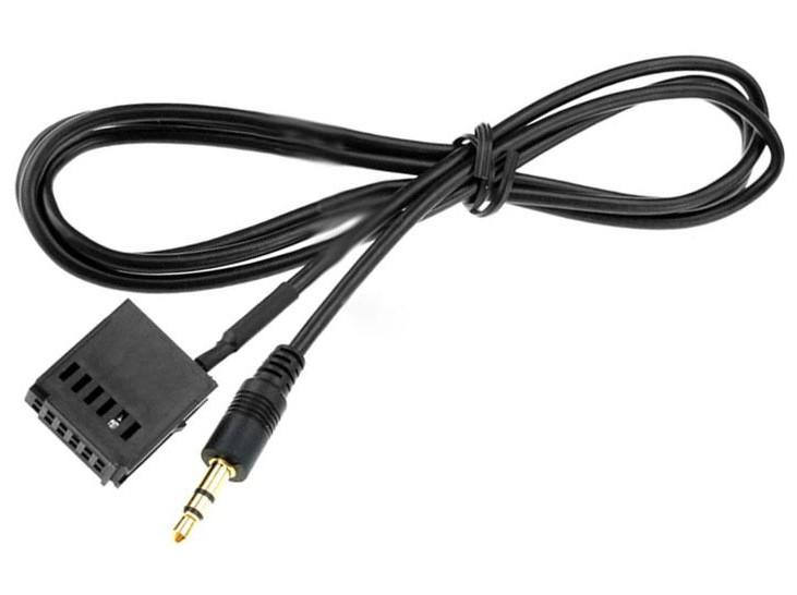 AUX-кабель для магнитолы Ford 6000CD