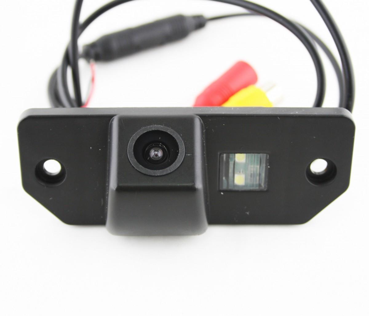 Камера заднего вида FF2 (Ford Focus II седан рест и дорест, хетчбэк дорест)