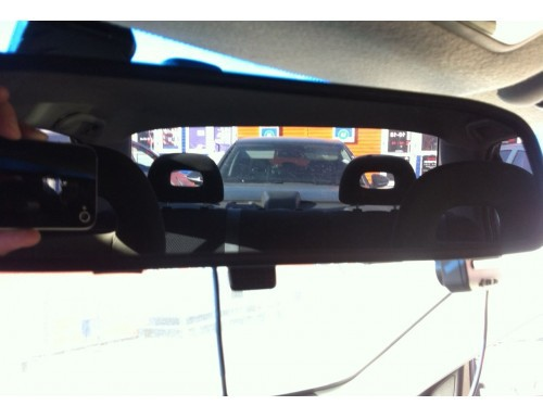 Зеркало с монитором MM-430 (4.3 дюйма)
