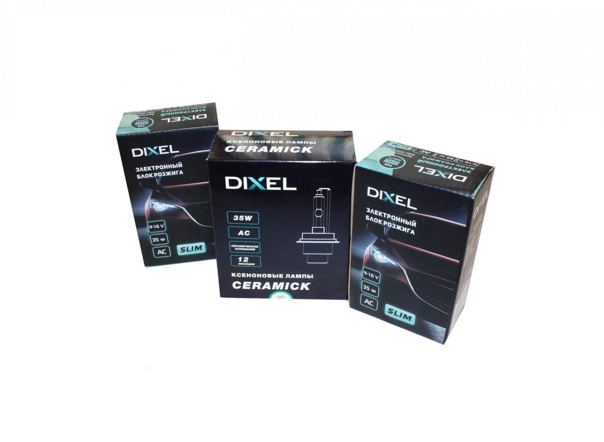 Комплект ксенона Dixel Slim AC 35W CN Ceramic