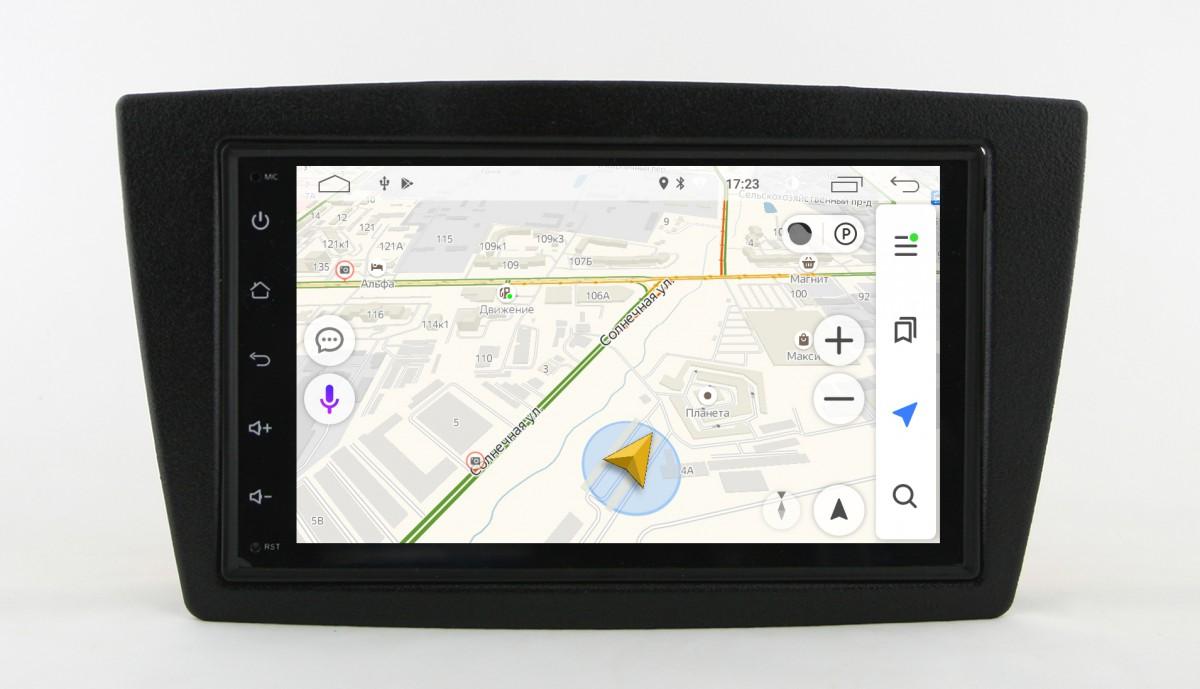 Штатная магнитола на Android для LADA Granta 2013-2017