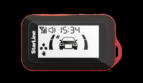 Автосигнализация StarLine E96 BT GSM-GPS