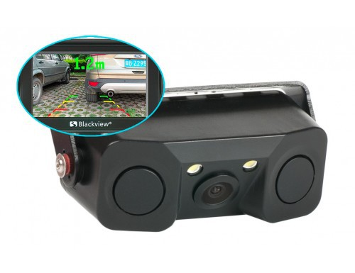 Видеопарктроник Carprofi CP-RV01