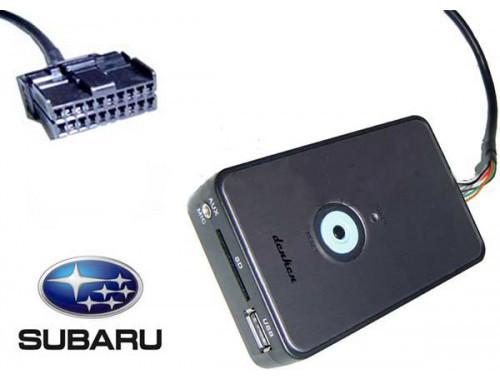 USB-адаптер Anycar Subaru Kenwood