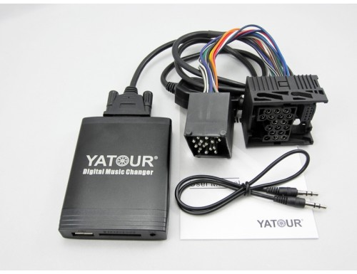 USB-адаптер YATOUR YT-M06 BMW1