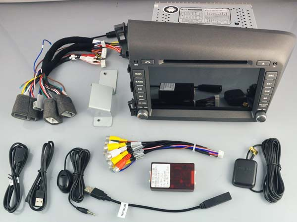 Штатная магнитола на Android W-5728 для Honda Civic IX