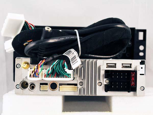 Штатная магнитола на Android W-5732 для Chevrolet Captiva I Рестайлинг