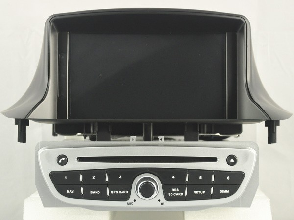 Штатная магнитола на Android W-5515 для Renault Megane III