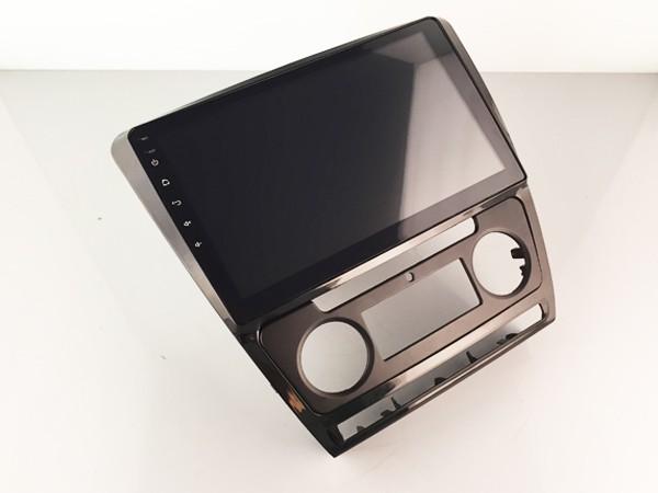 Штатная магнитола на Android W-DKS9201 для Skoda SuperB II