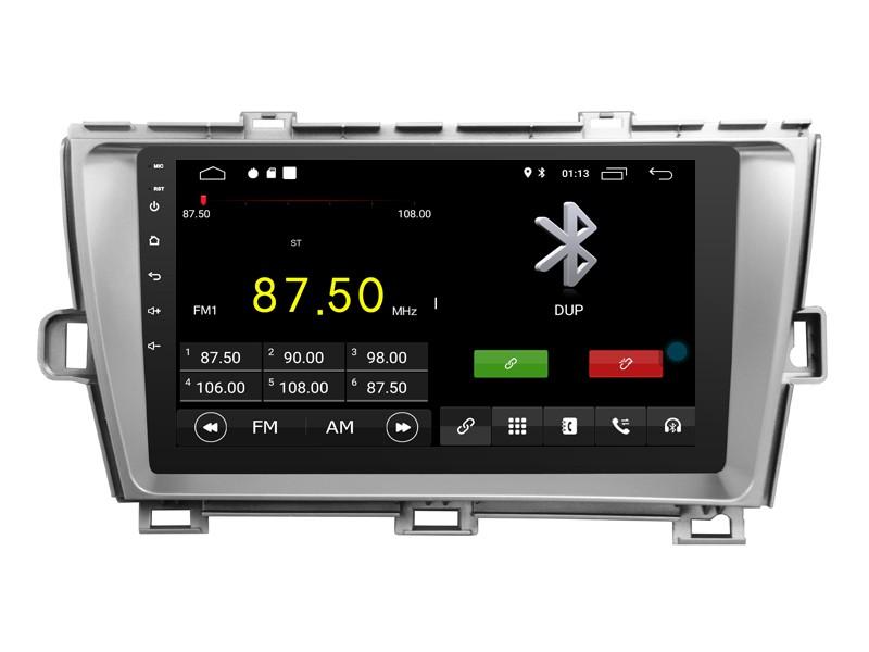 Штатная магнитола на Android W-DKS9144 для Toyota Prius III