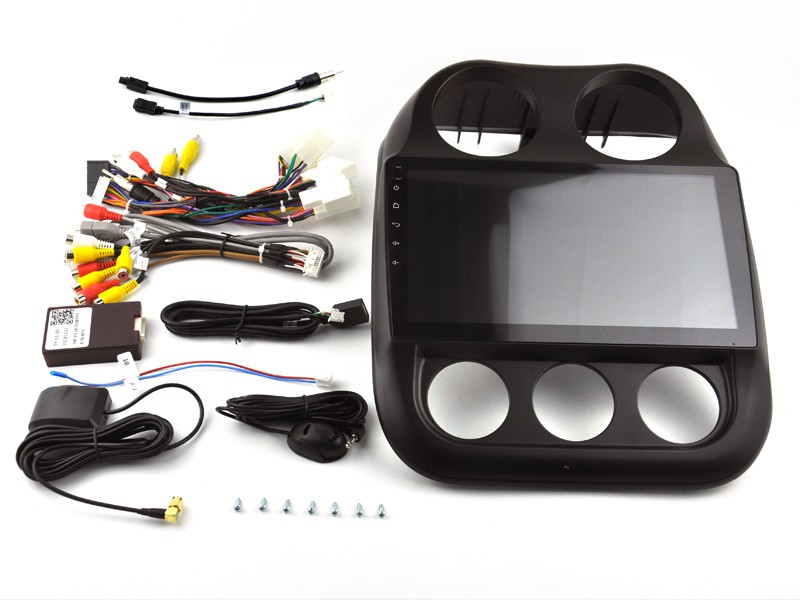 Штатная магнитола на Android W-DKS9832 для Jeep Compass I Рестайлинг