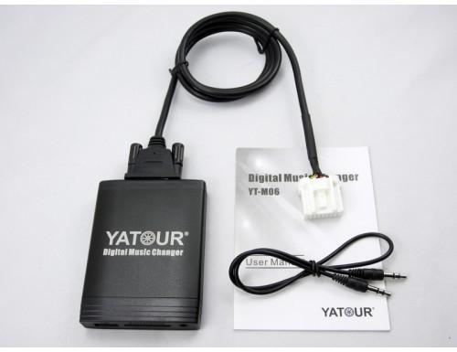 USB-адаптер YATOUR YT-M06 Mazda