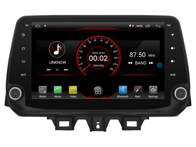 Штатная магнитола на Android W-DKS9290 для Hyundai Elantra VI (AD) Рестайлинг