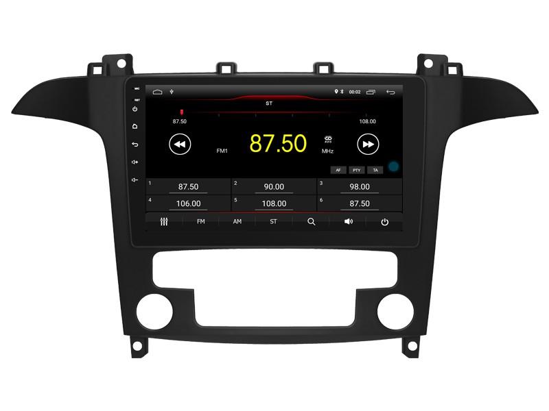 Штатная магнитола на Android W-DKS9468 для Ford S-MAX I