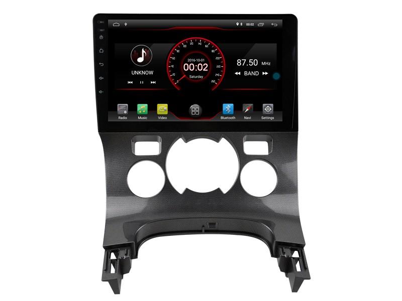 Штатная магнитола на Android W-DKS9430 для Peugeot 3008
