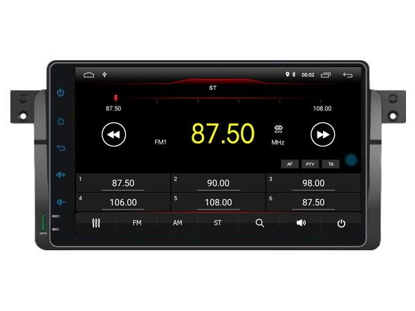 Штатная магнитола на Android W-K5319 для BMW 3 e46