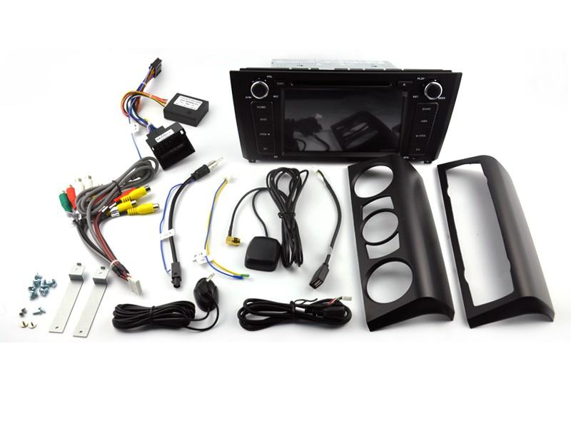 Штатная магнитола на Android W-KS6804 для BMW 1 e81, e82, e87, e88