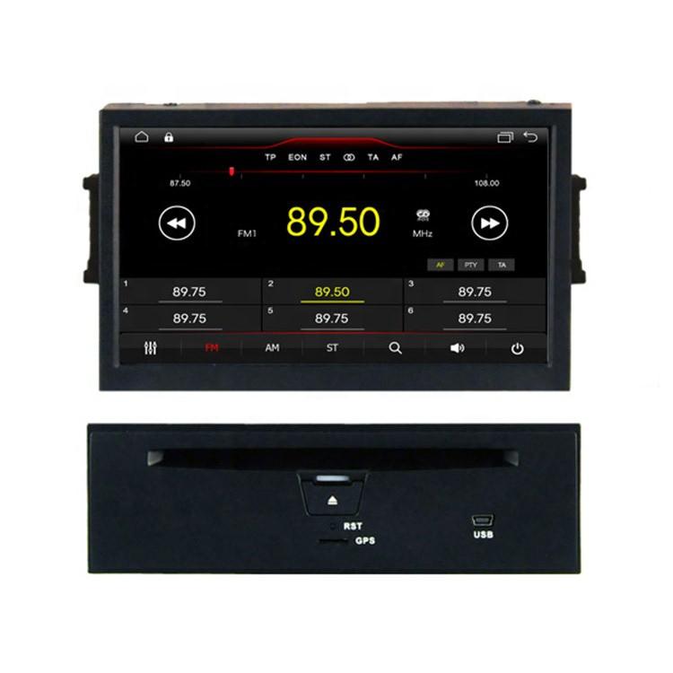 Штатная магнитола на Android W-K6912 для Nissan Teana II