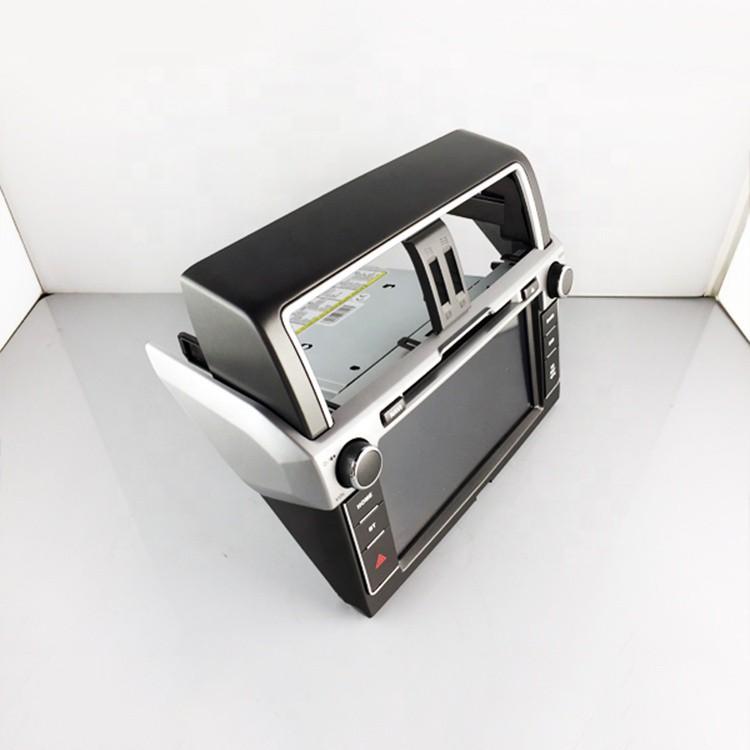 Штатная магнитола на Android W-K6188 для Toyota Land Cruiser Prado 150 Рестайлинг 1