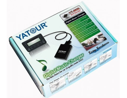 USB-адаптер YATOUR YT-M06 Nissan