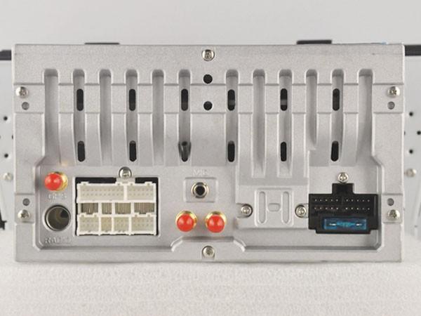 Штатная магнитола на Android W-K6144 для Toyota Prius III