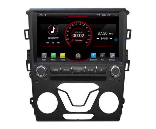Штатная магнитола на Android W-K6492 для Ford Mondeo V