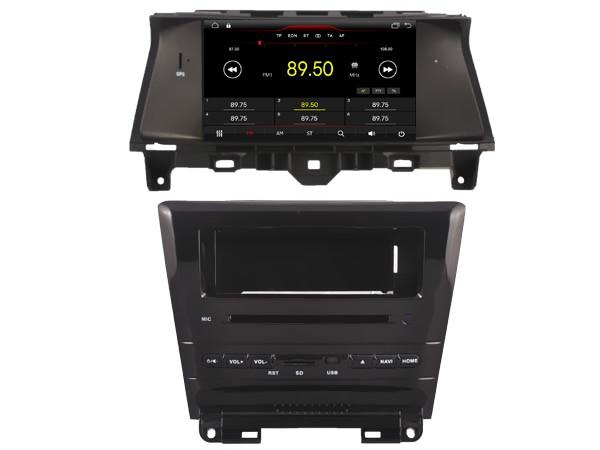 Штатная магнитола на Android W-K6331 для Honda Accord VIII
