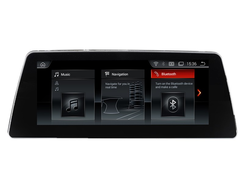 Штатная магнитола на Android W-BL8538 для BMW 5 g30