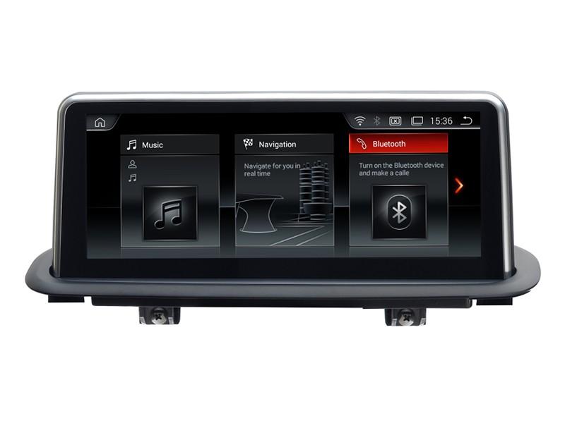 Штатная магнитола на Android W-BL8205 для BMW X5 e53