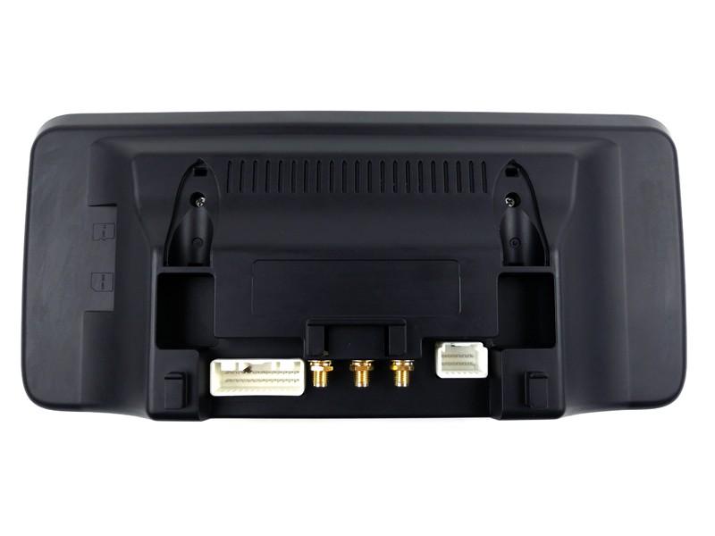 Штатная магнитола на Android W-ZC1003A2 для Mercedes-Benz C-klasse W204 рестайлинг