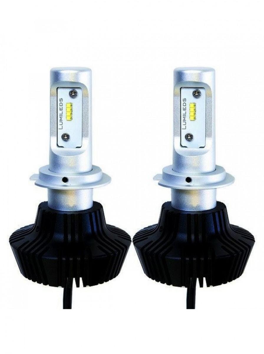 Светодиодные лампы Carprofi G7 ZES (H1, H3, H7, H11, H27, HB3, HB4) - 2500Lm, 5000K