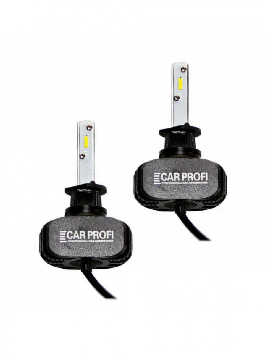 Светодиодные лампы Carprofi СP-X5 (H1, H3, H7, H11, H27, HB3, HB4) - 2500Lm, 5500K