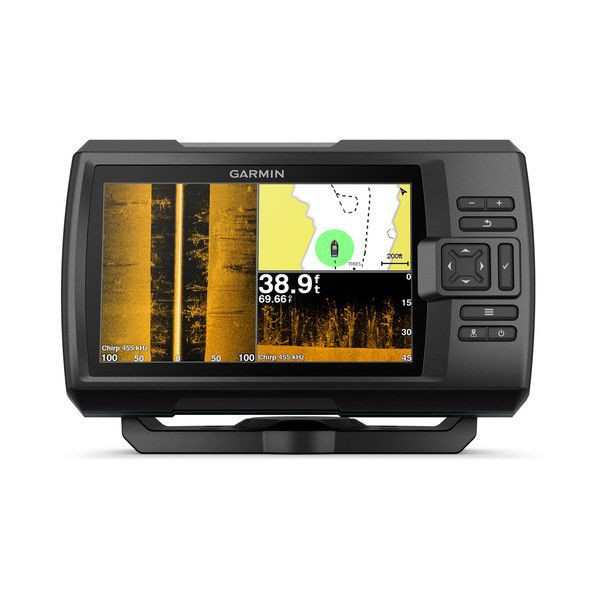 Эхолот Garmin Striker Plus 7sv GT52